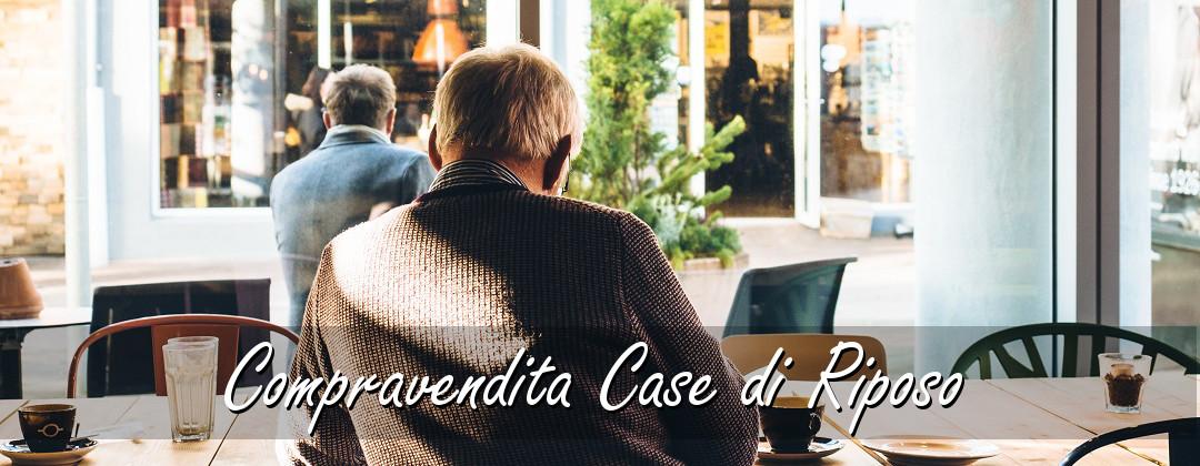 Vai al sito dedicato nella vendita o acquisto di una casa di riposo per anziani